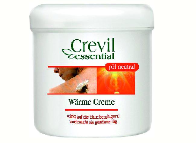 Poza produs Crevil Essential - Crema cu putere de incalzire