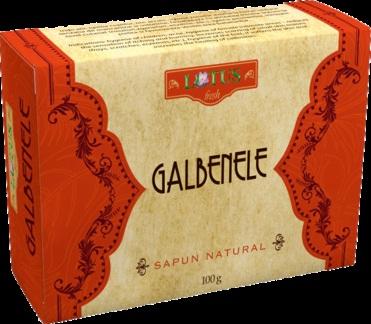 Poza produs Sapun cu Galbenele
