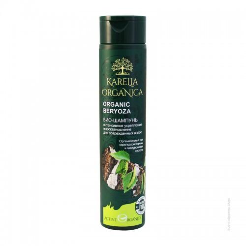 Poza produs Sampon fortifiant regenerant pentru par deteriorat cu suc de mesteacan nordic